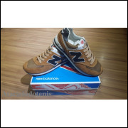 New Balance 574 Caramelo