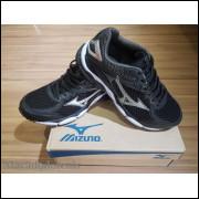 Mizuno X 10 Preto/Prata