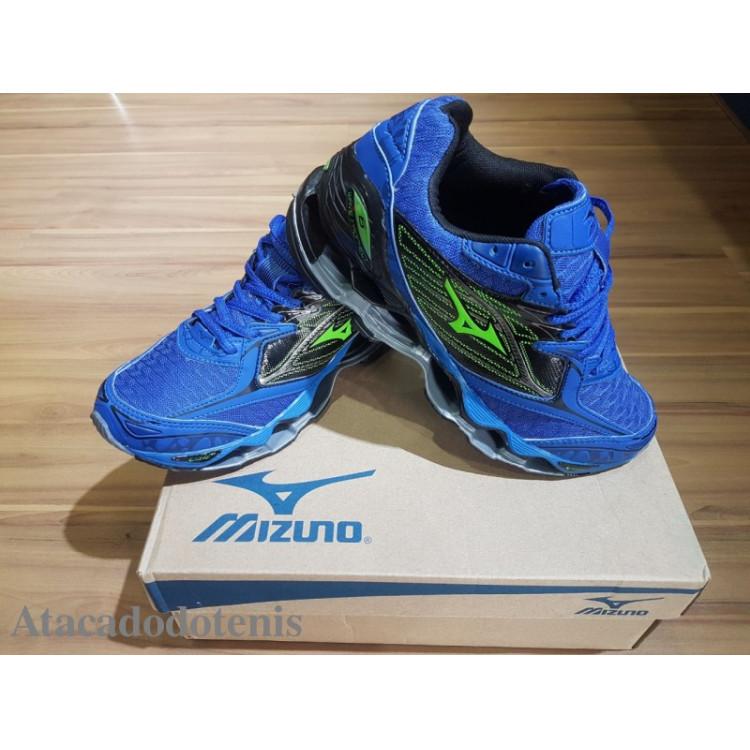 Mizuno Pro6 Azul